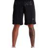 HAMMA (Black_Black) Shorts front