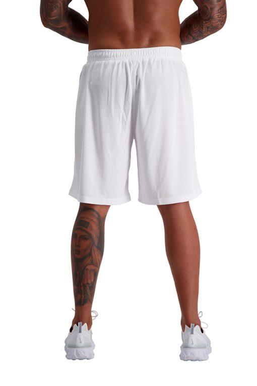 HAMMA (White) Shorts back