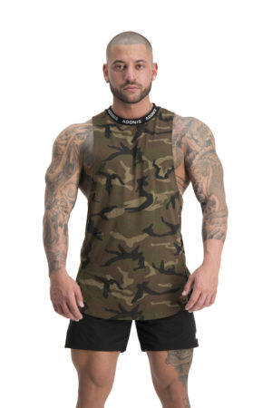 Pursuit Camo Tank