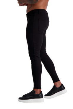 AG05 MUSCLE FIT JEANS side
