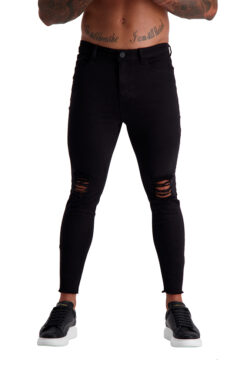 AG06 MUSCLE FIT JEANS front