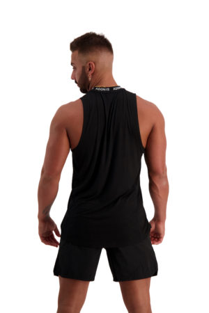 PURSUIT 2-0 Black_Grey Camo Tank Back