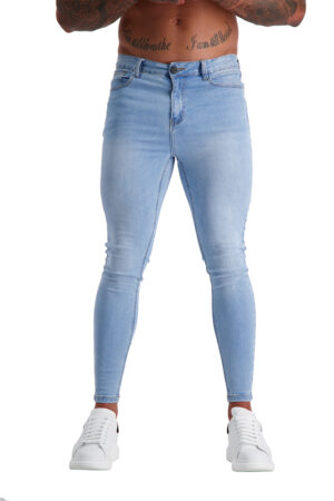 AG01 MUSCLE FIT JEANS front