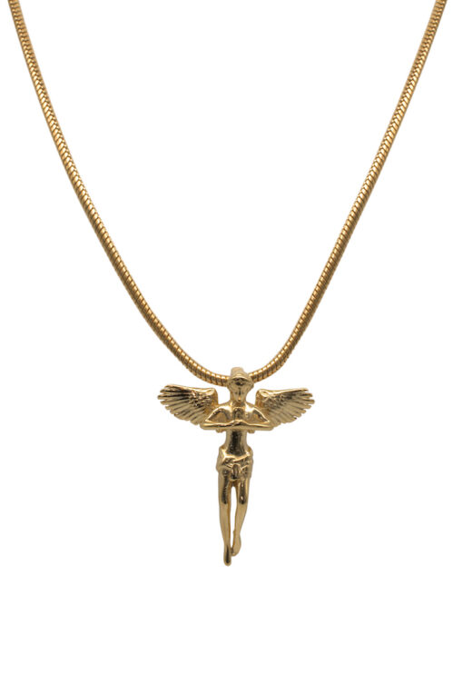 Adonis.Gear ANGEL (GOLD) Pendant + Chain Website
