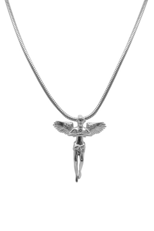 Adonis.Gear ANGEL (SILVER) Pendant + Chain Website