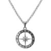 Adonis.Gear COMPASS (SILVER) Pendant + Chain Website