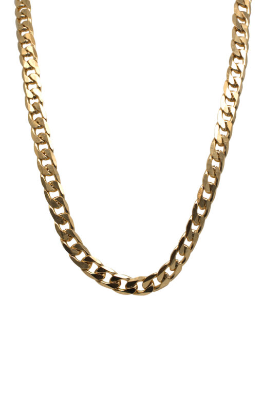 Adonis.Gear CUBAN (GOLD) 8mm Chain Website