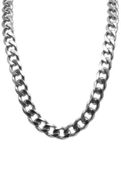 Adonis.Gear CUBAN (SILVER) 12mm Chain Website