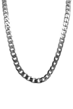 Adonis.Gear CUBAN (SILVER) 8mm Chain Website