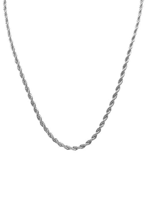 Adonis.Gear ROPE (SILVER) 3mm Chain Website