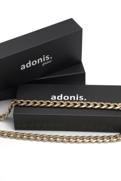 Adonis.Gear CUBAN (GOLD) 12mm Chain Box Website