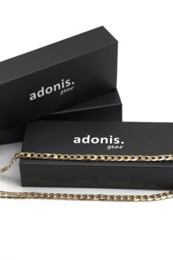 Adonis.Gear CUBAN (GOLD) 8mm Chain Box Box