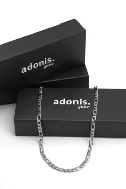 Adonis.Gear FIGARO (SILVER) 5mm Chain Box Website