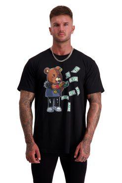 Money bear front