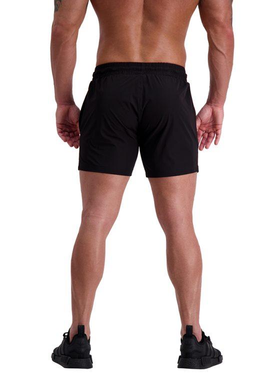 AG57 DEFINING (Black) 5″ Shorts Back