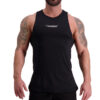 AG63 TRAINING (Black) Tank Top Front
