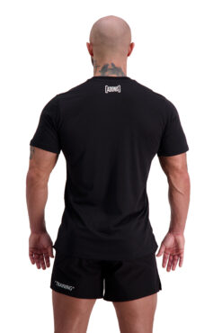 AG65 TRAINING (Black) T-Shirt Back